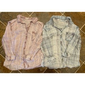 Summer Flannels